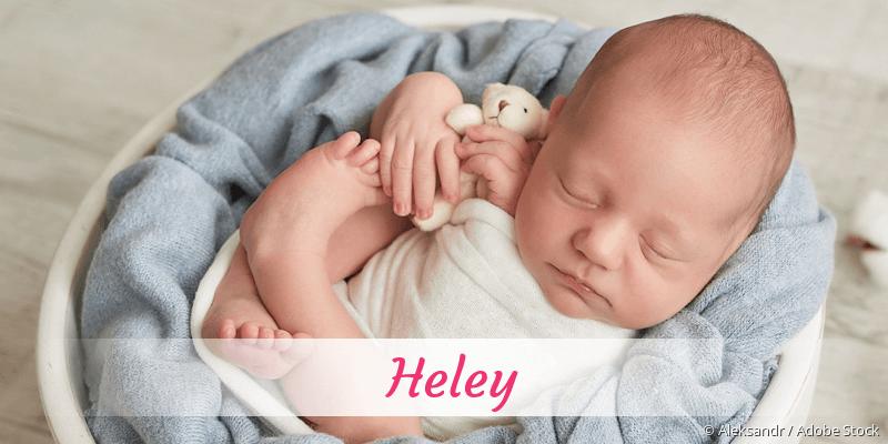 Name Heley als Bild