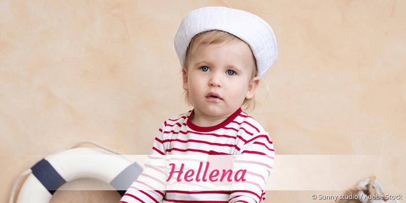 Name Hellena als Bild