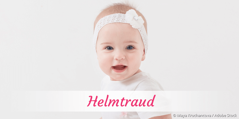 Name Helmtraud als Bild
