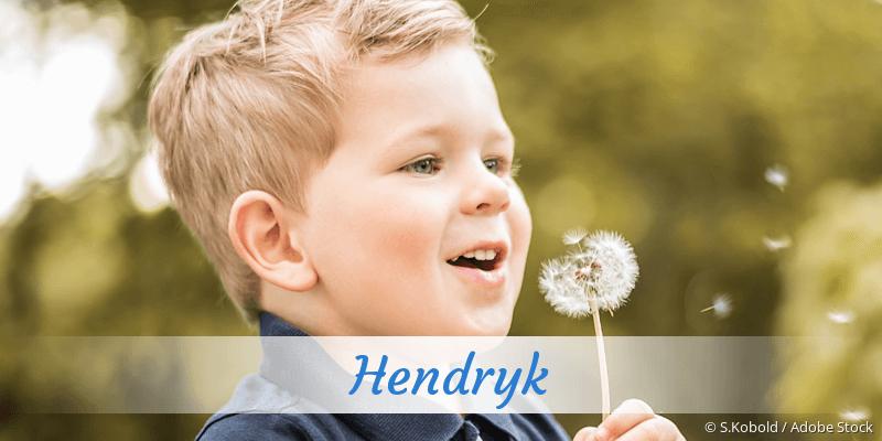 Name Hendryk als Bild