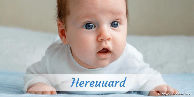 Name Hereuuard als Bild