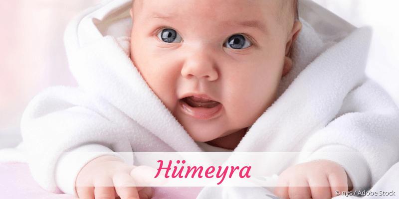 Name Hümeyra als Bild