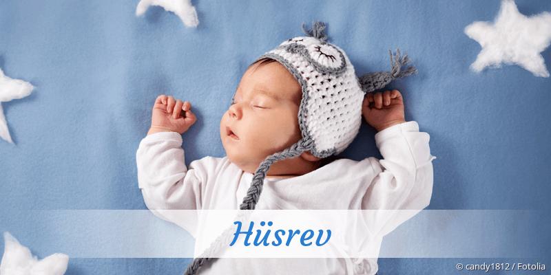 Name Hüsrev als Bild