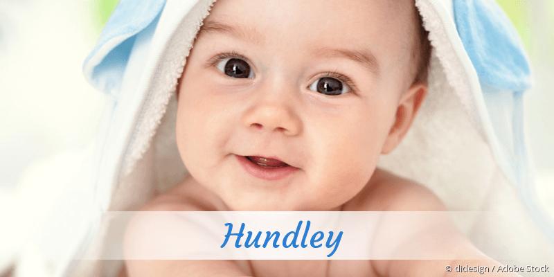 Name Hundley als Bild