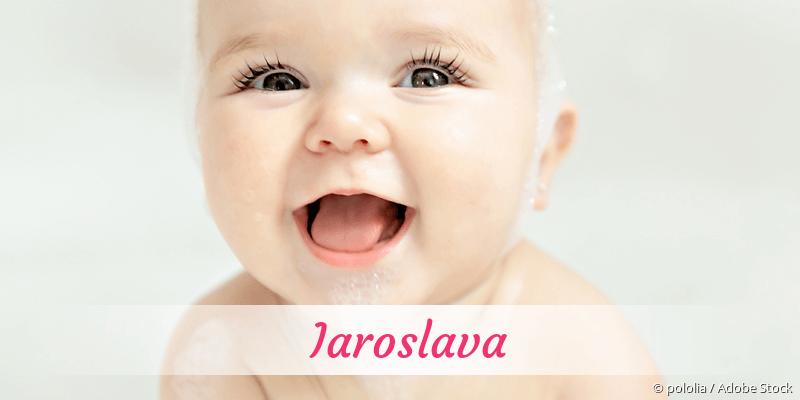 Name Iaroslava als Bild