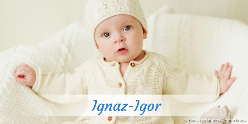 Name Ignaz-Igor als Bild