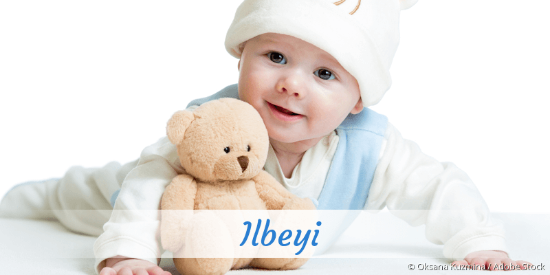 Name Ilbeyi als Bild