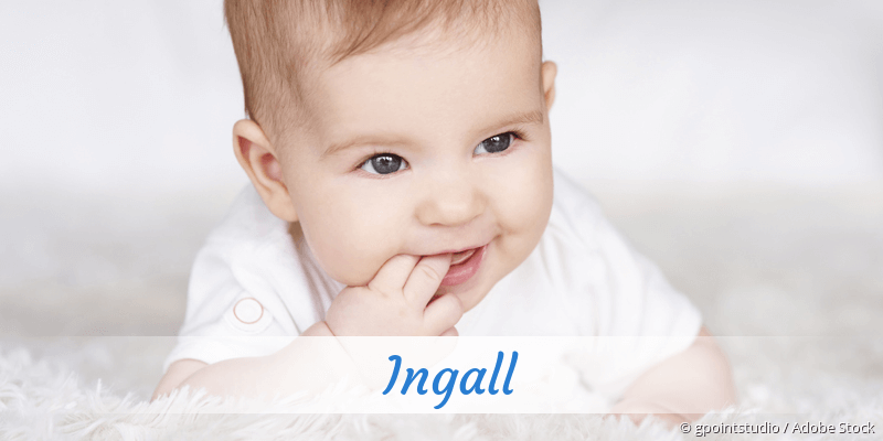 Name Ingall als Bild