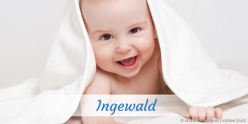 Name Ingewald als Bild