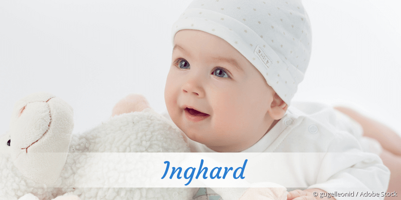 Name Inghard als Bild