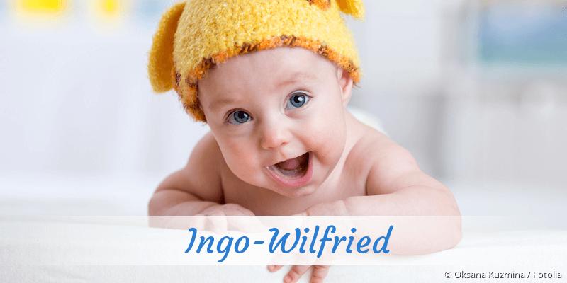 Name Ingo-Wilfried als Bild
