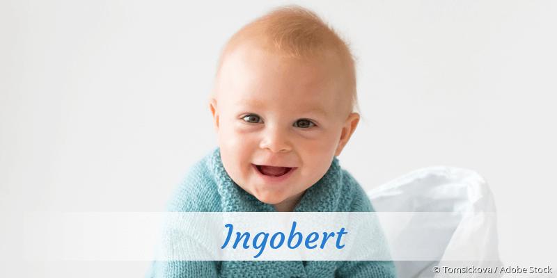 Name Ingobert als Bild