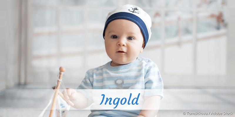 Name Ingold als Bild