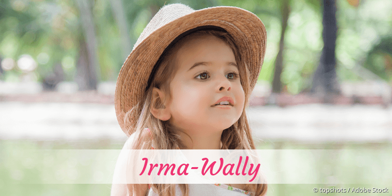 Name Irma-Wally als Bild