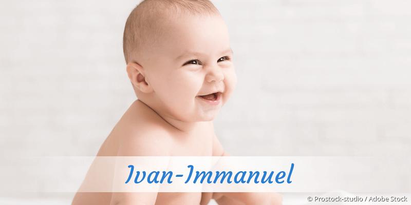 Name Ivan-Immanuel als Bild