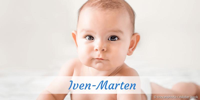 Name Iven-Marten als Bild