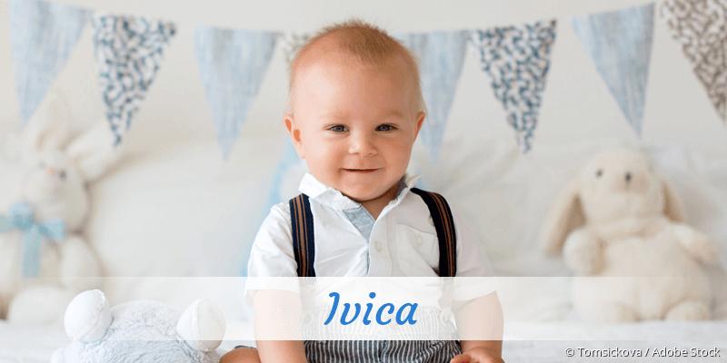 Name Ivica als Bild