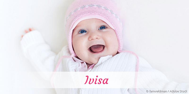 Name Ivisa als Bild