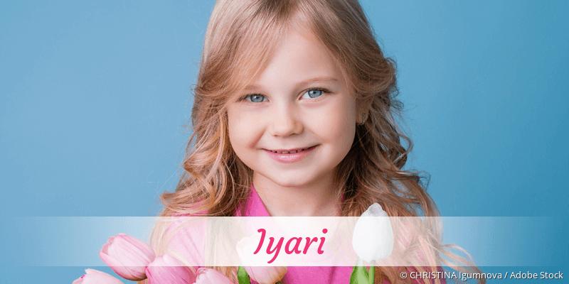 Name Iyari als Bild