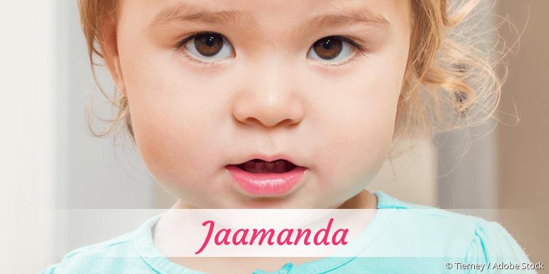 Name Jaamanda als Bild