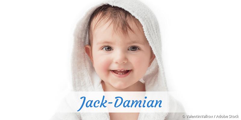 Name Jack-Damian als Bild