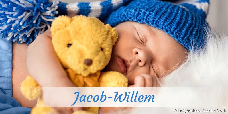 Name Jacob-Willem als Bild