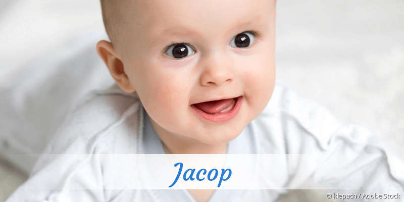 Name Jacop als Bild