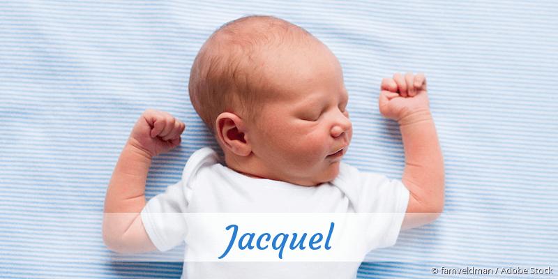 Name Jacquel als Bild