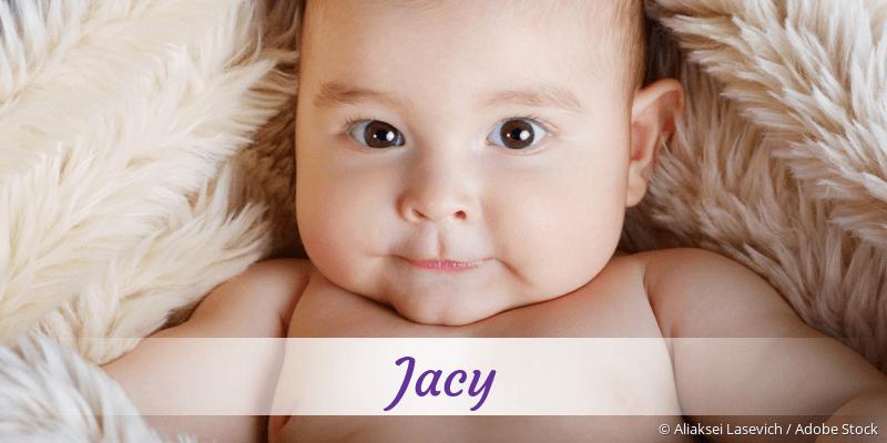 Name Jacy als Bild