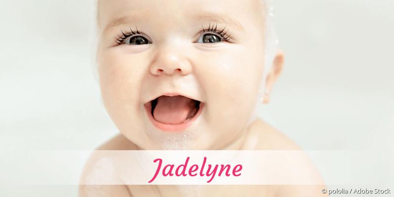 Name Jadelyne als Bild