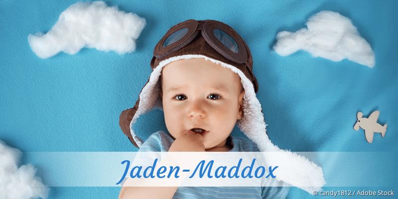 Name Jaden-Maddox als Bild
