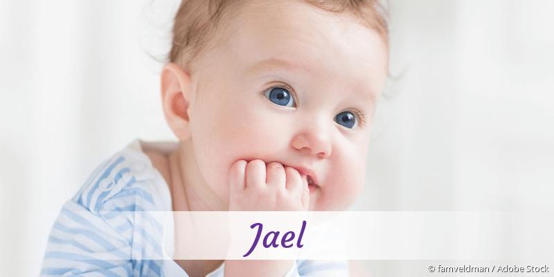 Name Jael als Bild