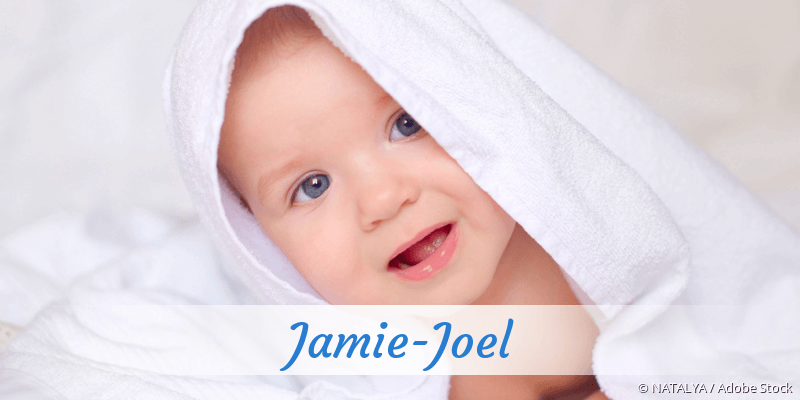 Name Jamie-Joel als Bild