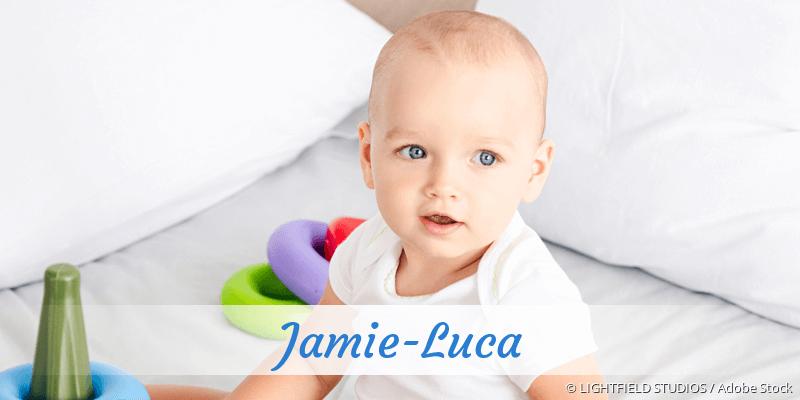 Name Jamie-Luca als Bild