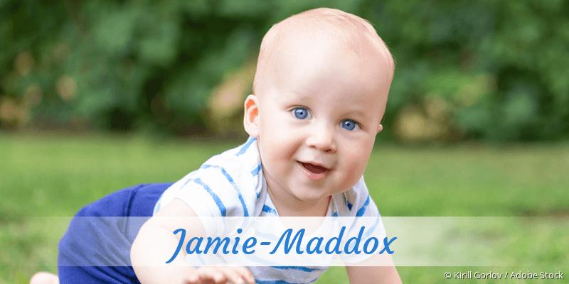 Name Jamie-Maddox als Bild