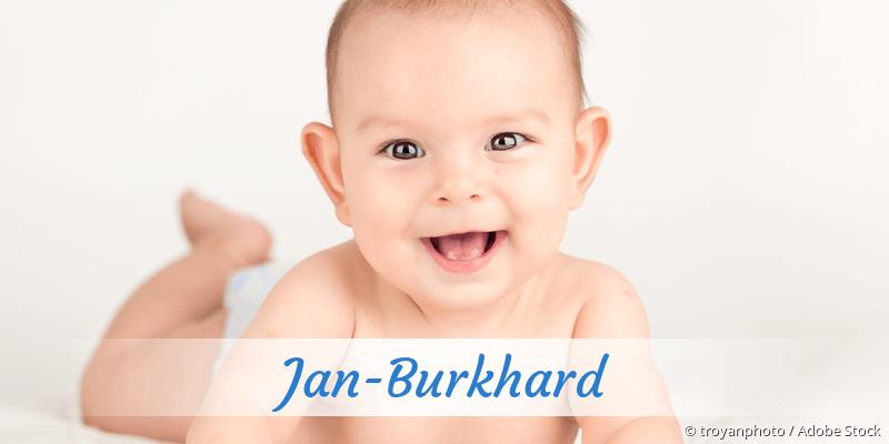 Name Jan-Burkhard als Bild