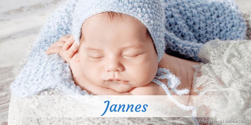 Name Jannes als Bild