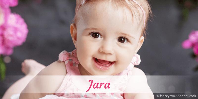 Name Jara als Bild