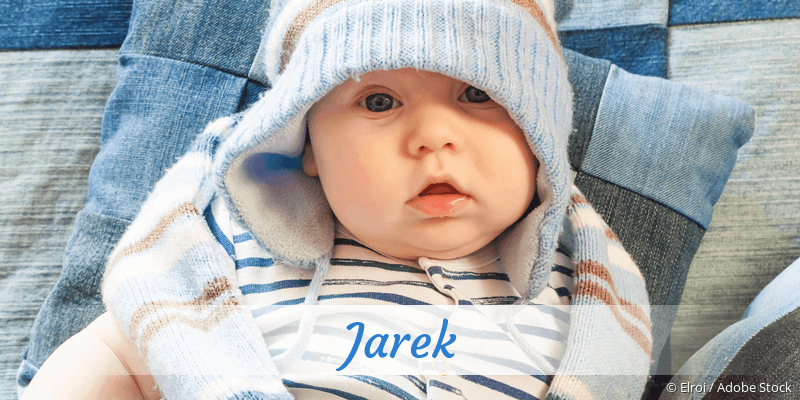 Name Jarek als Bild