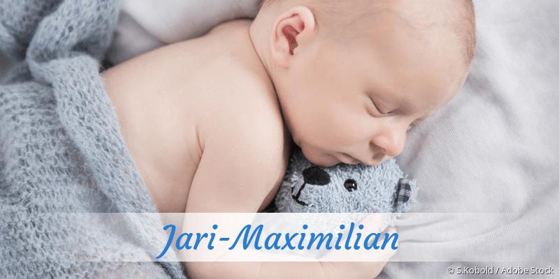 Name Jari-Maximilian als Bild