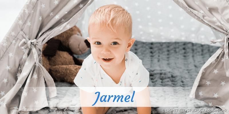 Name Jarmel als Bild