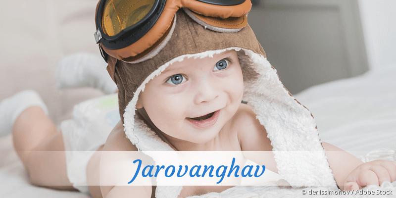 Name Jarovanghav als Bild