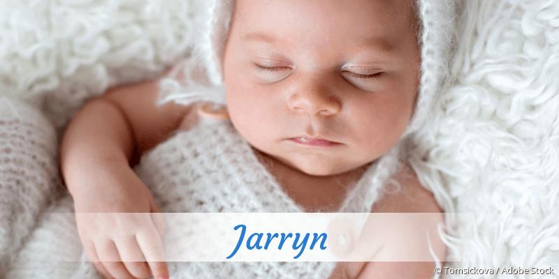 Name Jarryn als Bild