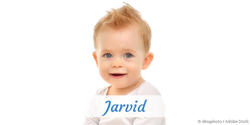 Name Jarvid als Bild