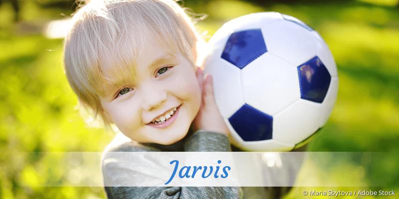 Name Jarvis als Bild