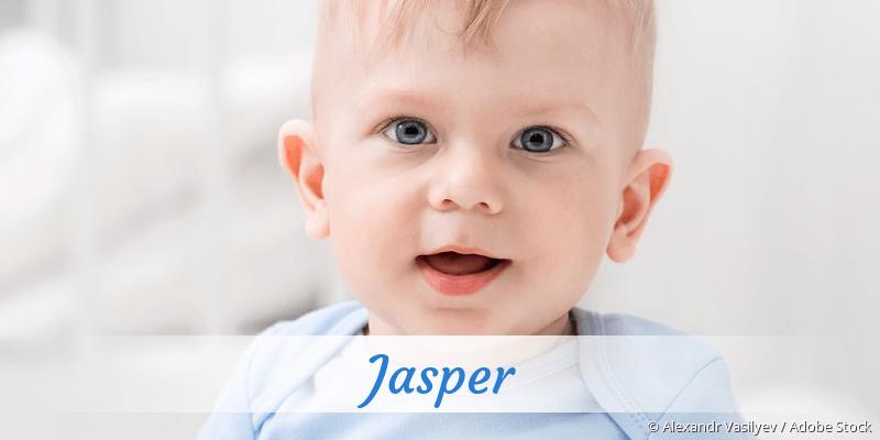 Name Jasper als Bild