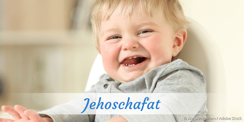 Name Jehoschafat als Bild