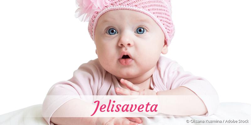 Name Jelisaveta als Bild