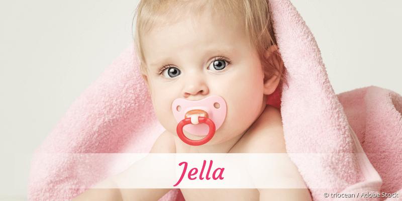 Name Jella als Bild