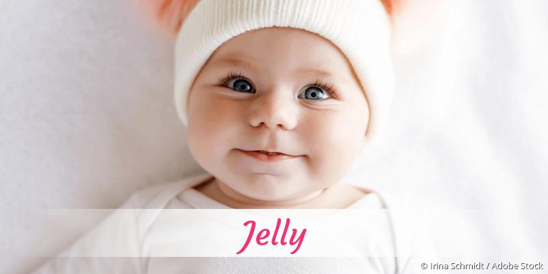 Name Jelly als Bild